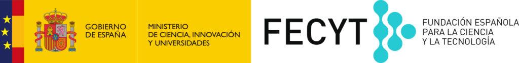 Logotipo de la Fundación Española para la Ciencia y la Tecnología - Ministerio de Ciencia, Innovación y Universidades.