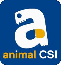 logo animal CSI